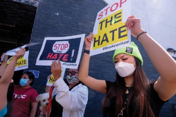 코로나 19팬데믹 후 증가한 인종 증오에 대한 자성의 목소리가 높아지고 있다.