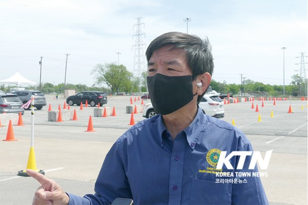 달라스 카운티 필립 후앙 보건국장은 이날 KTN과의 인터뷰에서 6월 집단 면역 형성에 대해 조심스럽게 전망했다.
