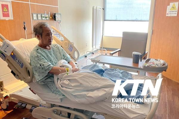 지난 3일(토)  KTN 취재진은 고태환씨의 요청으로 그가 입원해 있는 병원으로 가서 직접 인터뷰를 진행 했다.