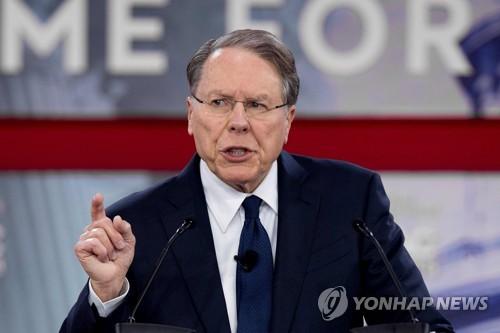 라피에어 NRA 부회장 겸 최고경영자 [사진 출처: AFP/연합뉴스]