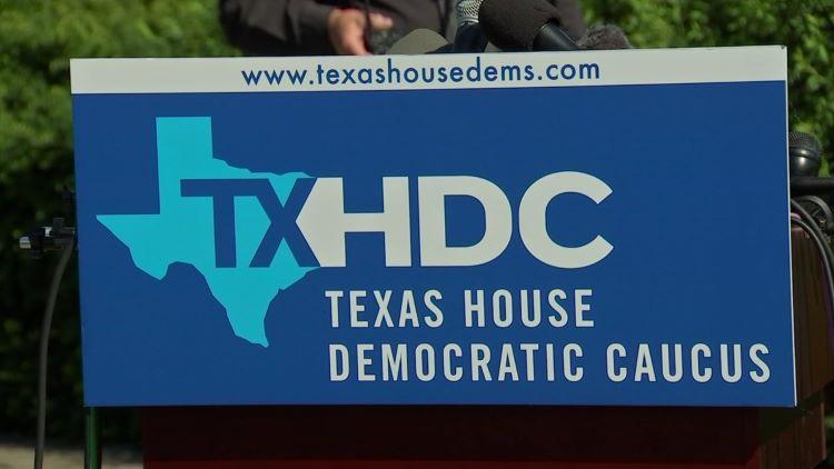 워싱턴 DC에 머무르고 있는 텍사스 민주당 의원단에서 코로나 19 확진자가 속출하고 있다. (사진 출처: NBC5)