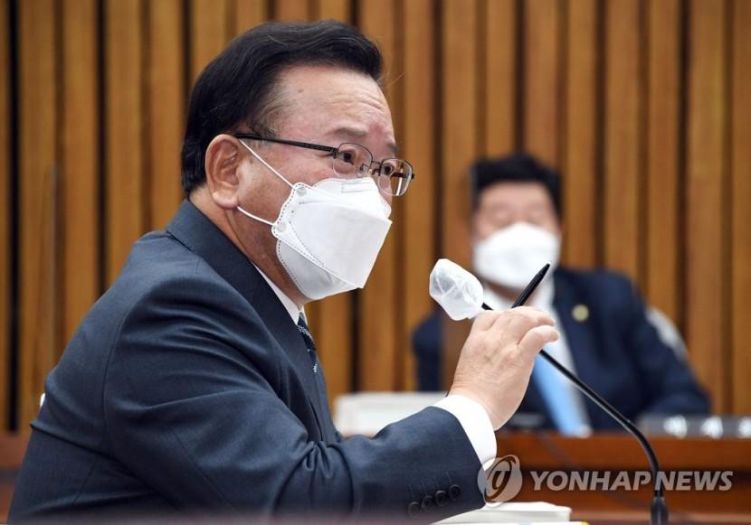 김부겸 국무총리 후보자 [연합뉴스 자료사진]