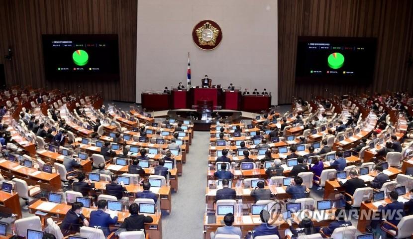 세종시 국회의사당 분원 설치 법안 통과